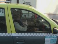 Femeile din Bistrita au avut parte de o surpriza placuta de 8 martie. Cat au avut de plata la finalul drumurilor cu taxiul