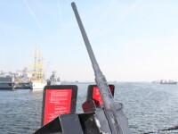 Raspunsul Rusiei la exercitiile militare NATO din Marea Neagra. Rusii trag cu rachete si munitie reale spre false bombardiere