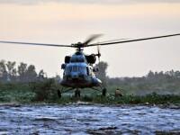 7 persoane au murit in timpul unei operatiuni de salvare a unui bebelus in Serbia, dupa ce un elicopter s-a prabusit