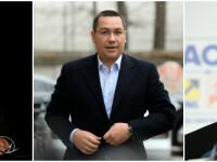 Iohannis, Ponta si Basescu s-au intrecut in mesaje pe Facebook. Ce le-au transmis romanilor de Florii si de Paste