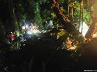 Cel putin 40 de morti in Brazilia, dupa ce un autobuz a cazut intr-o prapastie. FOTO