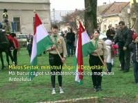 Ziua Maghiarilor de Pretutindeni. Mii de etnici au comemorat 167 de ani de la declansarea Revolutiei Pasoptiste