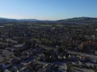 Un Obiect Zburator Neidentificat a fost filmat de o drona, deasupra zonei Silicon Valley, din California. VIDEO