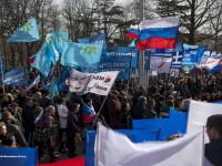 Proteste violente intr-un oras ucrainean, dupa ce un vehicul militar a lovit mortal o fetita de doar 6 ani