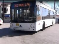 Soferul unui autobuz din Galati, prins la volan fara a avea permis valabil. Reactia omului in fata politistilor