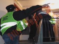 Un politist pensionar din Buzau a murit in timpul unei partide de amor cu amanta. Vecinii dau vina pe Viagra. VIDEO