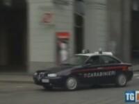 Surse din ancheta: Jaful armat din Napoli, in care au fost raniti doi romani, comis de carabinieri