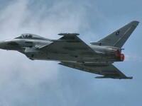 Grup de 11 avioane militare ruse interceptat de NATO in apropierea spatiului aerian UE la Marea Baltica