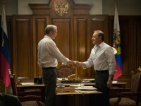 Oficialii de la Kremlin au dat raspunsul oficial: se uita sau nu Vladimir Putin la \