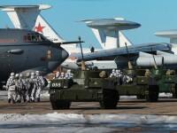 NATO a urmarit cele mai ample exercitii militare ale rusilor din ultimii ani. Gen. Ben Hodges: