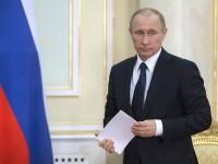 Rusii ii fac statuie in stil roman lui Vladimir Putin. Liderul, laudat pentru abilitatea de a face ordine si a opri razboaie