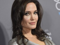 Poze cu Angelina Jolie goala, scoase la vanzare. Ipostaza in care actrita s-a lasat fotografiata