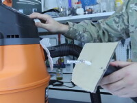Un nou experiment arata cat de nocive sunt tigarile. Ce scot la iveala un aspirator si un filtru de cafea. VIDEO