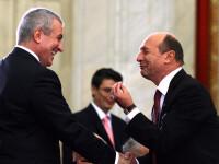 Razboi al declaratiilor pe Facebook. Basescu, despre Tariceanu: Liberalul rosu/ Tariceanu: Basescu, mai rau decat Ceausescu