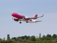 Tarom si Wizz Air, despre ce se intampla cand un pilot iese din cabina. Trei intrebari suplimentare si raspunsul companiilor