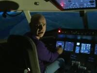 SIMULATOR: Ce a vazut copilotul inainte sa prabuseasca avionul in munti. Psihologii incearca sa explice gestul lui Lubitz