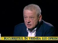 Primarul general Sorin Oprescu, la