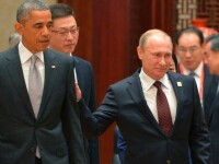 Sondaj Reuters: Republicanii cred ca Barack Obama reprezinta o amenintare mai mare la adresa SUA decat Vladimir Putin