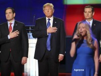 SUPER TUESDAY. Republicanii, in criza inaintea alegerilor cruciale. Sondajele arata ca Trump isi va spulbera adversarii