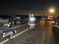 Un roman a scapat cu viata dintr-un accident, in Italia, dar a murit dupa ce a cazut in prapastia de la marginea autostrazii