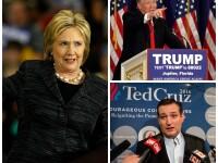 Surpriza uriasa in SUA. Hillary Clinton a pierdut lupta acolo unde se astepta mai putin, Trump a dat trei lovituri