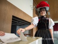 Rezultatele partiale ale alegerilor din Germania. Partidul anti-refugiati, victorie importanta in fata conservatorilor