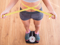 Era supraponderala, dar in doi ani a slabit enorm si acum participa la concursuri de fitness. Cum arata tanara