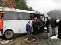 MAE a activat celula de criza dupa accidentul din Turcia, in care au murit doi romani. Care este starea ranitilor