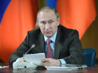 Vladimir Putin a ordonat retragerea trupelor ruse din Siria: \