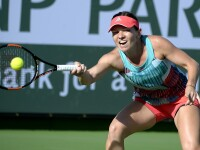 Simona Halep e in sferturi la Indian Wells. Romanca isi va apara titlul in fata numarului 1 mondial, Serena Williams