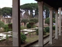 O parte a celebrului oras Pompeii a fost readusa la viata. Cum arata cele cinci vile romane reabilitate