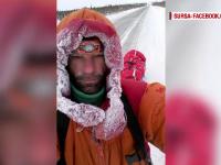 Romanul de pe locul 3 la maratonul de la Polul Nord si-a povestit experienta extrema: