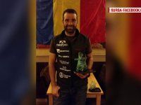 Tibi Useriu, castigatorul ultramaratonului de la Polul Nord, primit ca un erou in Cluj. Sacrificiile facute de roman