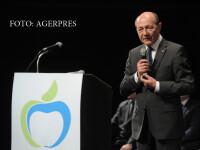 Basescu a dat cu mere in membrii partidului sau. Ce a spus despre o posibila candidatura in Capitala