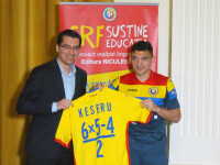 Fotbalul romanesc, slab si la calcule. Cum a ajuns Stancu sa dea 9 goluri si JUMATATE, potrivit manualului FRF