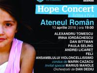 Premierul Dacian Ciolos va transmite un mesaj de pe scena Ateneului Roman despre copiii care traiesc in saracie extrema