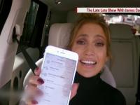 Schimb de mesaje intre Jennifer Lopez si diCaprio, in timpul unui show TV. Raspunsul actorului la