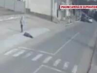 I s-a facut rau si a fost lasat sa zaca pe trotuar. Cine l-a salvat, dupa ce jumatate de ora a fost