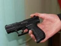 Ancheta in Timis, dupa ce un politist a anuntat ca nu-si gaseste pistolul. Unde se afla arma si cele doua variante de ancheta