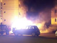 Trei masini fara asigurare CASCO au luat foc intr-o parcare din Timisoara. Martor: