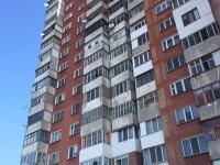 O fata de 15 ani si un baiat de 16 ani s-au aruncat in gol de pe un bloc cu 18 etaje, din Chisinau. Biletul lasat in urma