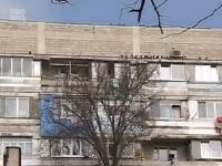 Un copil a cazut de la etajul 8 si a scapat fara fracturi. Parintii erau plecati si nu au mers nici a doua zi la spital