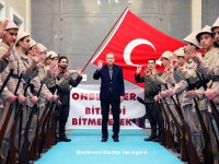 Un angajat al Consulatului Statelor Unite la Istanbul a fost arestat de autoritățile turce