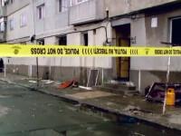Explozie intr-un bloc din Constanta, din cauza unei butelii de gaz. Zeci de apartamente au fost afectate