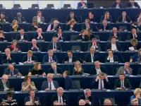 Polonezul care a insultat femeile in Parlamentul European, sanctionat drastic. Cum s-a manifestat cand a ascultat decizia