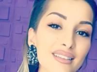 500 de persoane au participat la inmormantarea tinerei de 24 de ani impuscata in cap, in Oradea, dupa o criza de gelozie