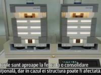 Sistemul inovator prin care constructiile vechi pot fi izolate seismic. Situatia disperata a unor locuitori din Capitala