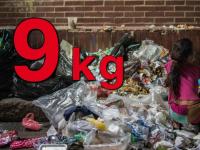 Trei sferturi din populatia Venezuelei a slabit 9 kg intr-un an din cauza foamei. Oamenii au ajuns sa caute hrana in gunoaie