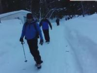 Cei doi alpinisti din Craiova disparuti in Retezat au fost gasiti dupa 2 zile. In ce stare se afla