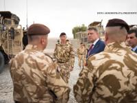 Klaus Iohannis va participa la un exercitiu multinational in Brasov, cu peste 25.000 de militari si 2.000 de vehicule armate